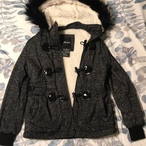 Girls Super Soft Jacket, EUC